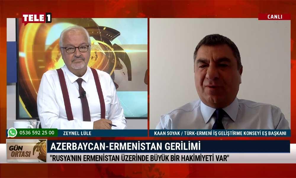 """""""Rusya'nın yardımı olmadan Ermenistan bu savaşı uzun süre sürdüremez"""""""