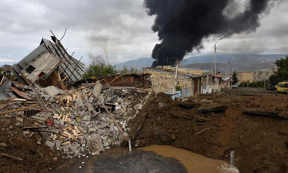 'Dağlık Karabağ'da ateşkes' görüşmeleri yarın başlıyor!