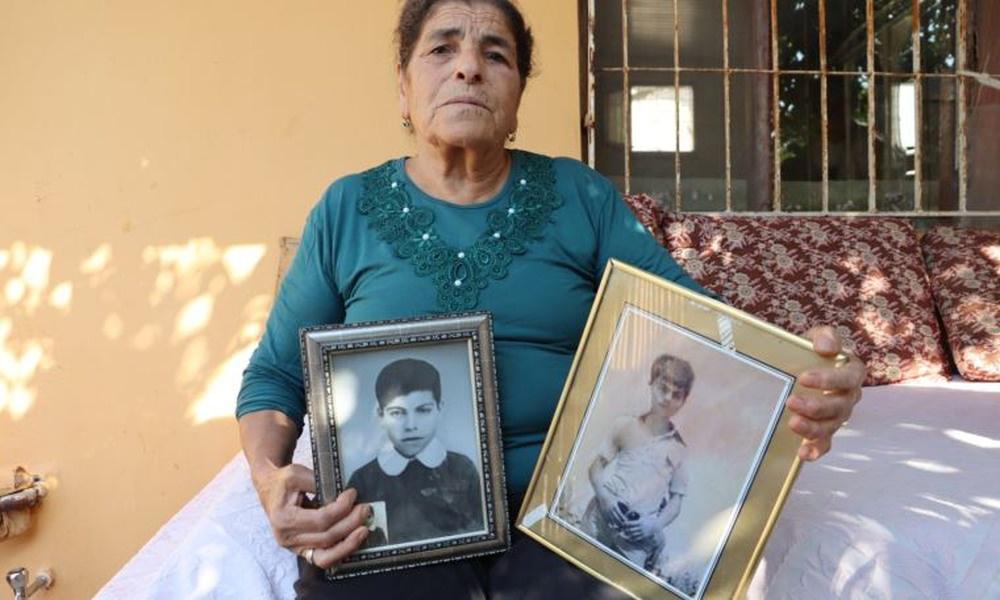 Eşinin şiddetinden kaçan oğlunu 40 yıldır arıyor