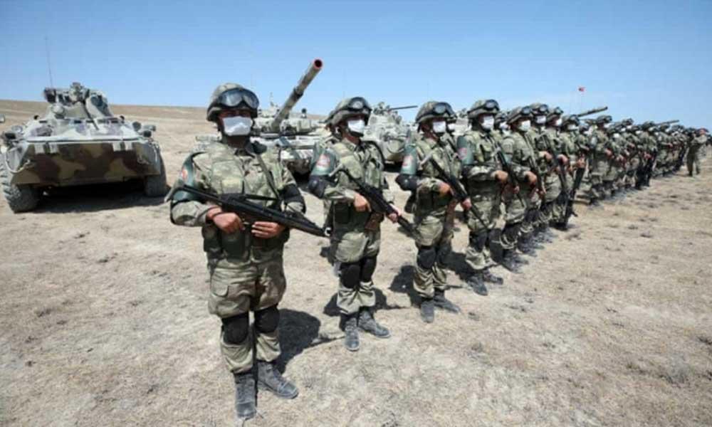 The Guardian: Karabağ'a giden Suriyeli savaşçılara ayda 10 bin TL veriliyor