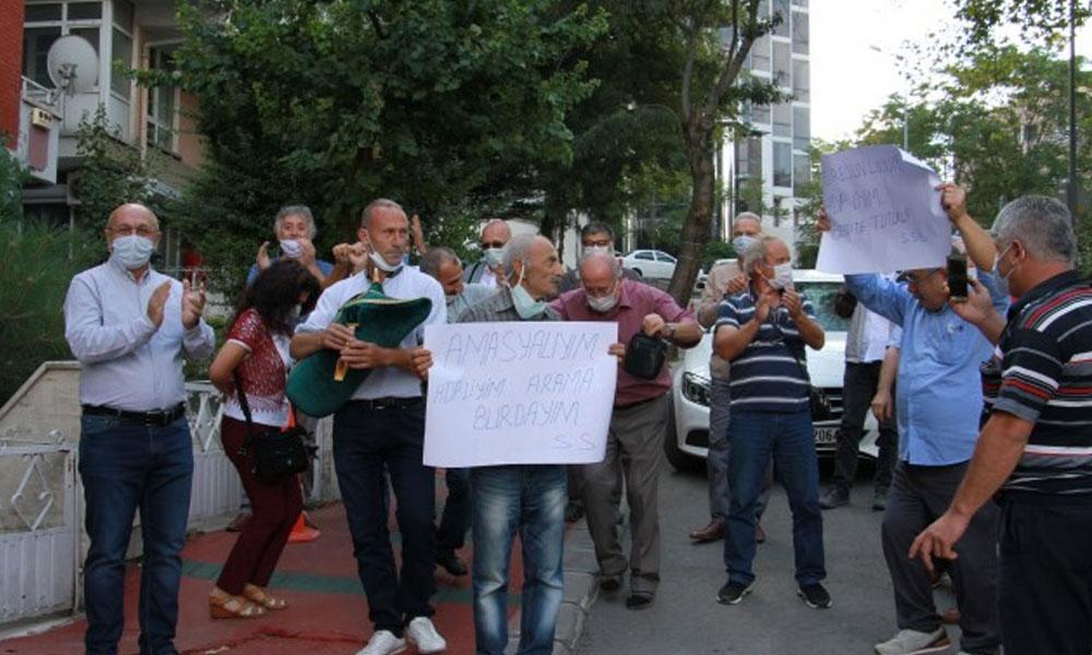 Karadenizlilerden HDP'ye destek: Tulum ve horonlar eşliğinde ziyaret ettiler