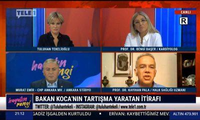 Prof. Dr. Kayıhan Pala: İlk yapılması gereken Sağlık Bakanı Koca'nın istifa etmesidir