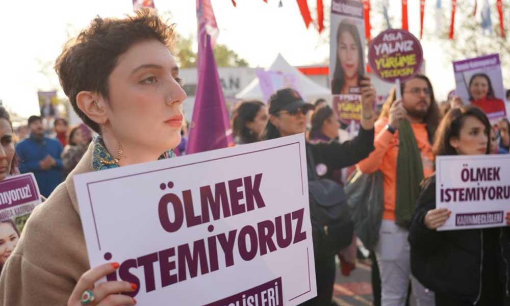 Eylül ayında 16 kadın cinayeti, 20 şüpheli kadın ölümü gerçekleşti