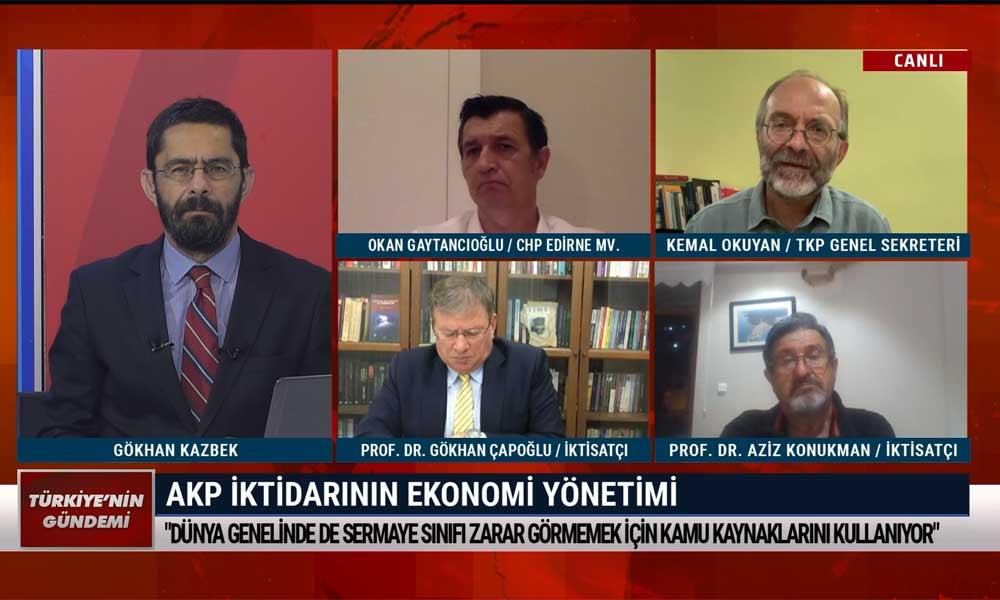 Kemal Okuyan: Türkiye'de ilk defa açlık baş gösterecek