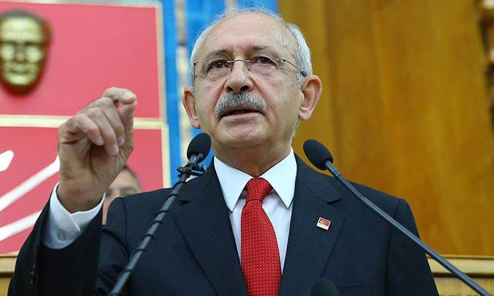 TBMM Kemal Kılıçdaroğlu'ndan özür diledi