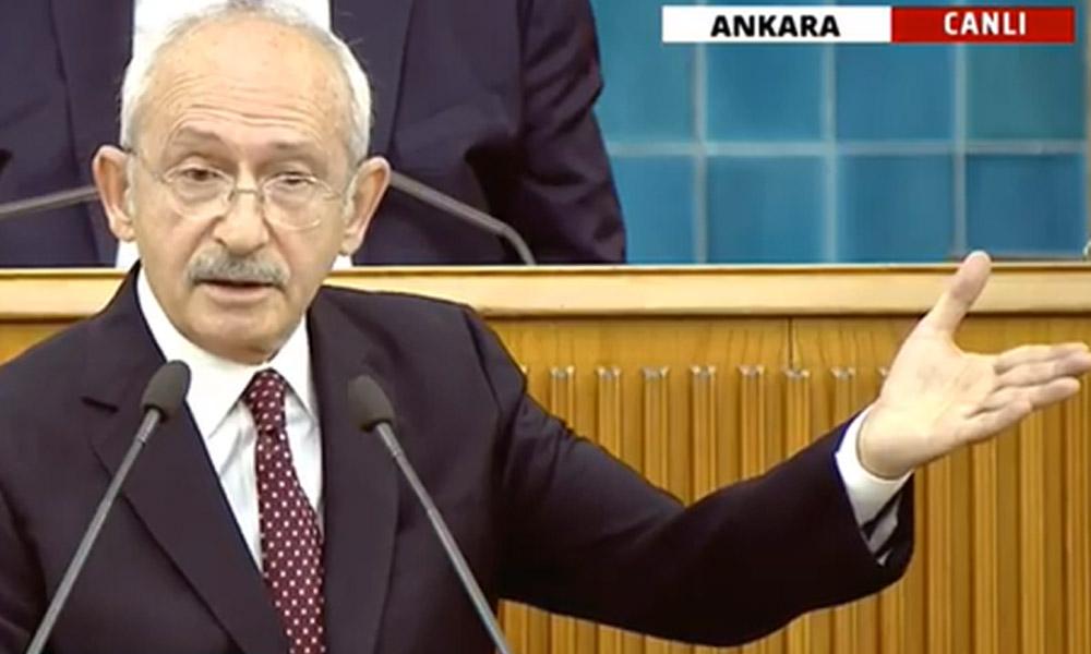 Kılıçdaroğlu: Akın Gürlek yeni Zekeriya Öz'dür