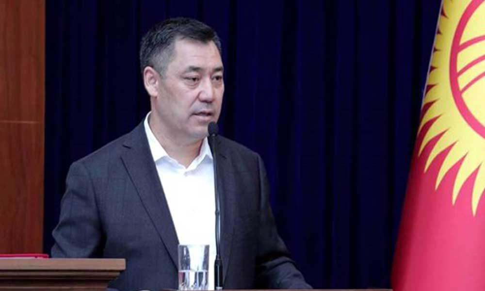 İşte protestoların ardından Kırgızistan'ın yeni cumhurbaşkanı