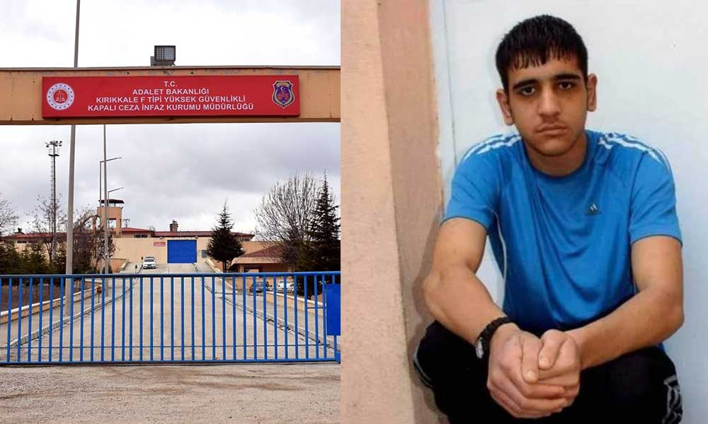 Kırıkkale Cezaevi'nde şüpheli ölüm soruşturması