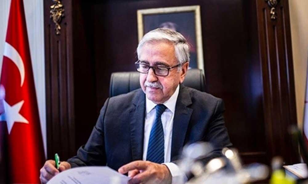 KKTC Cumhurbaşkanı Akıncı, 'Türkiye beni tehdit etti' dedi, Büyükelçilik'ten açıklama geldi