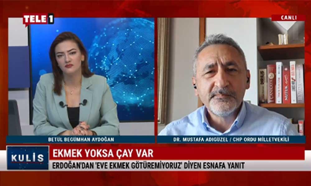 """""""Tepeden bakan kibirli bakış vatandaşı görmüyor"""" – KULİS"""