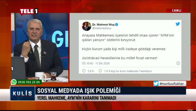 """""""Çay atmak serbest, Cumhuriyet kutlamaları yasak"""" – KULİS"""