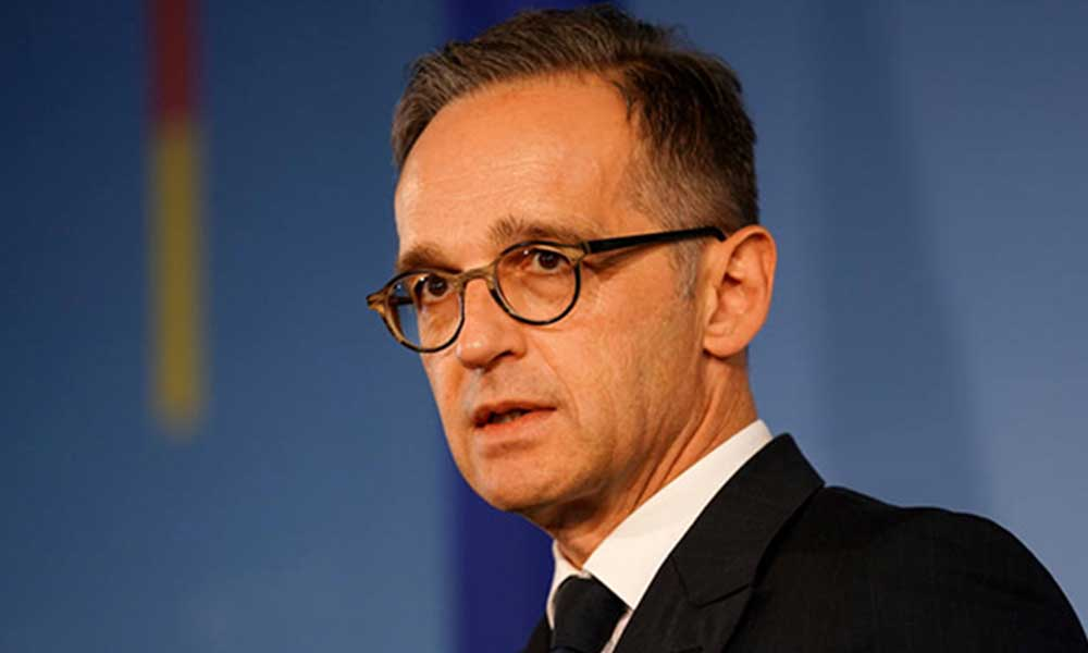 Almanya Dışişleri Bakanı Maas Türkiye ziyaretini iptal etti