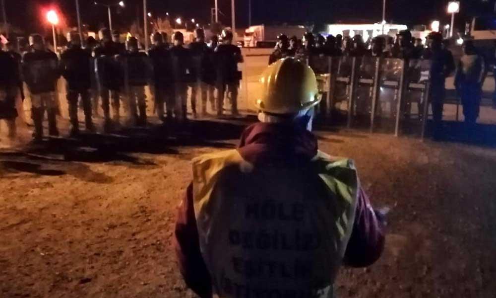 Madencinin çığlığı: Devlet gücünü bizde sınamasın