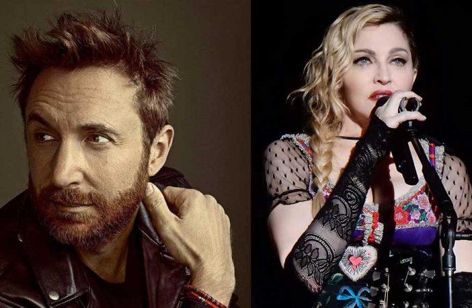 Madonna, burcu yüzünden David Guetta ile çalışmaktan vazgeçti - Tele1