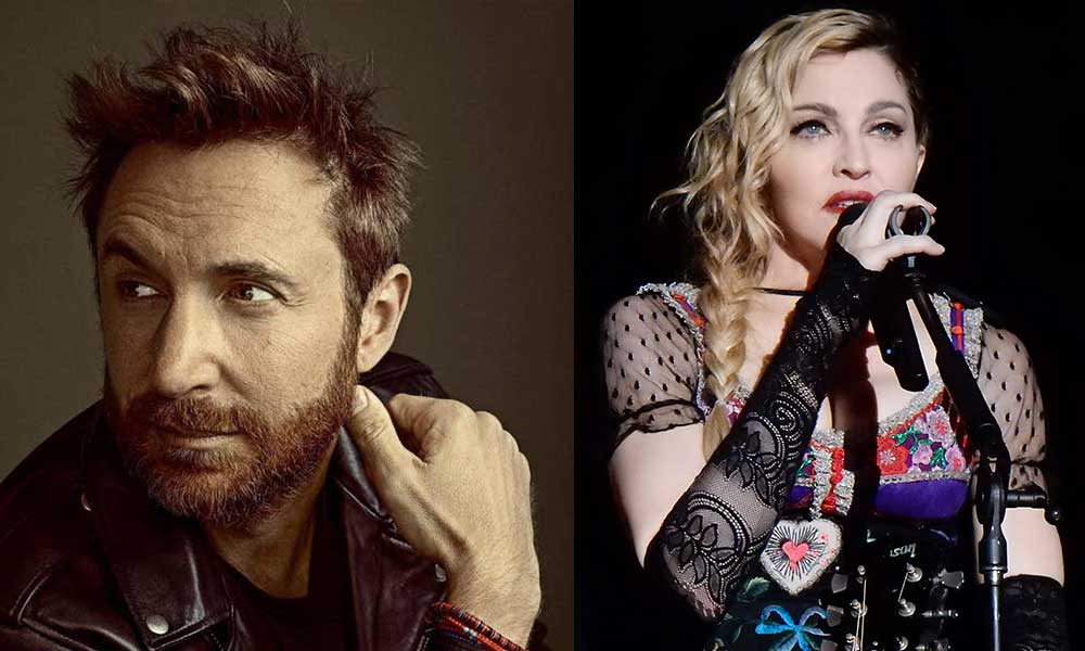 Madonna, burcu yüzünden David Guetta ile çalışmaktan vazgeçti