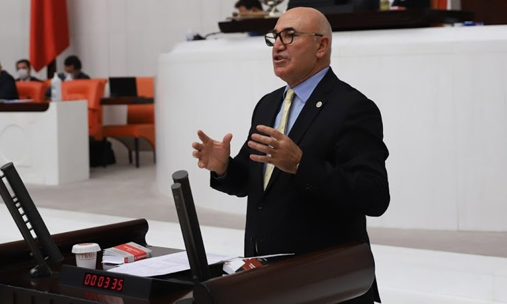 CHP'li Tanal İstanbul 14. Ağır Ceza Mahkemesi heyetini HSK'ya şikayet etti