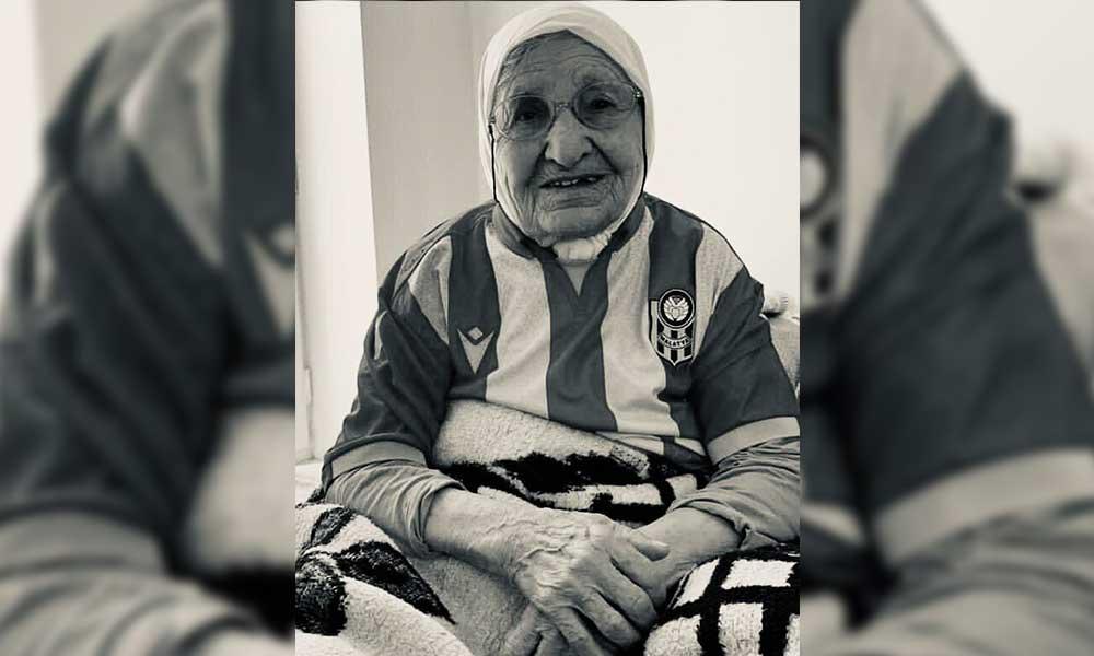 Yeni Malatyaspor'un en yaşlı taraftarı koronavirüs nedeniyle hayatını kaybetti