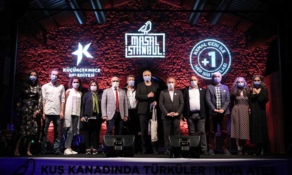 Uluslararası Masal Festivali 'Masal İstanbul' Küçükçekmece'de başladı