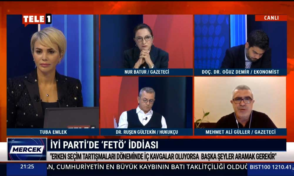 Mehmet Ali Güller: Cumhurbaşkanlığı savaşı başladı