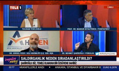 Dr. Mehmet Şakiroğlu: Sağlık çalışanlarına şiddet uygulayanların profilinin çıkarılması gerekiyor