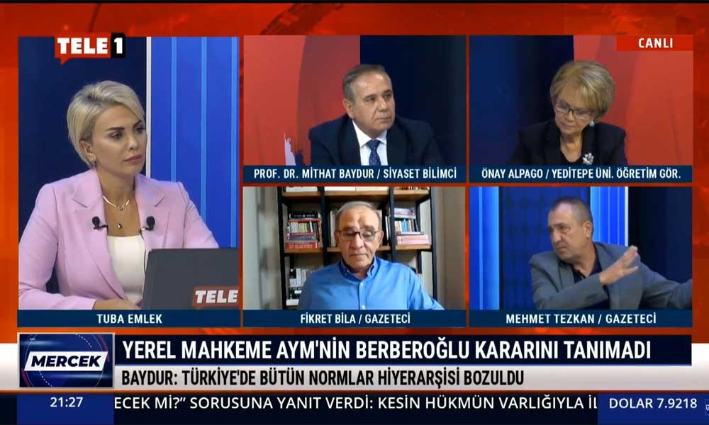 Erdoğan'ın seçim tarihini kendisi alması halinde adaylığını koyması tartışmaya açılır – MERCEK (13 EKİM)