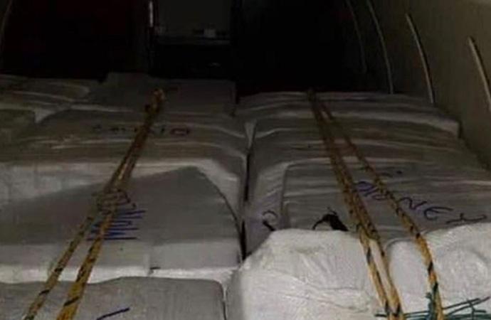 Meksika'da 72 milyon dolarlık uyuşturucu operasyonu