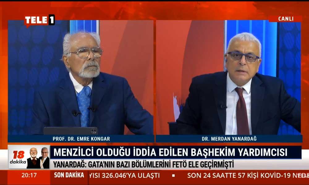 Merdan Yanardağ: Dünyanın hiçbir yerinde askeri hastane kaldırılmadı, Türkiye'de kaldırdılar