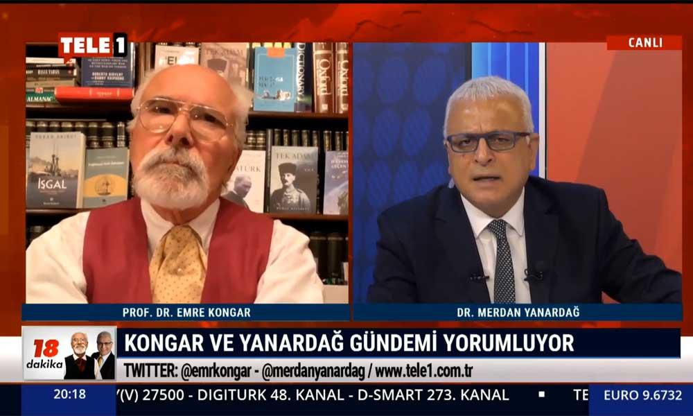 Merdan Yanardağ: Türkiye'yi bu şartlar altında isteyerek erken seçime götüremezler