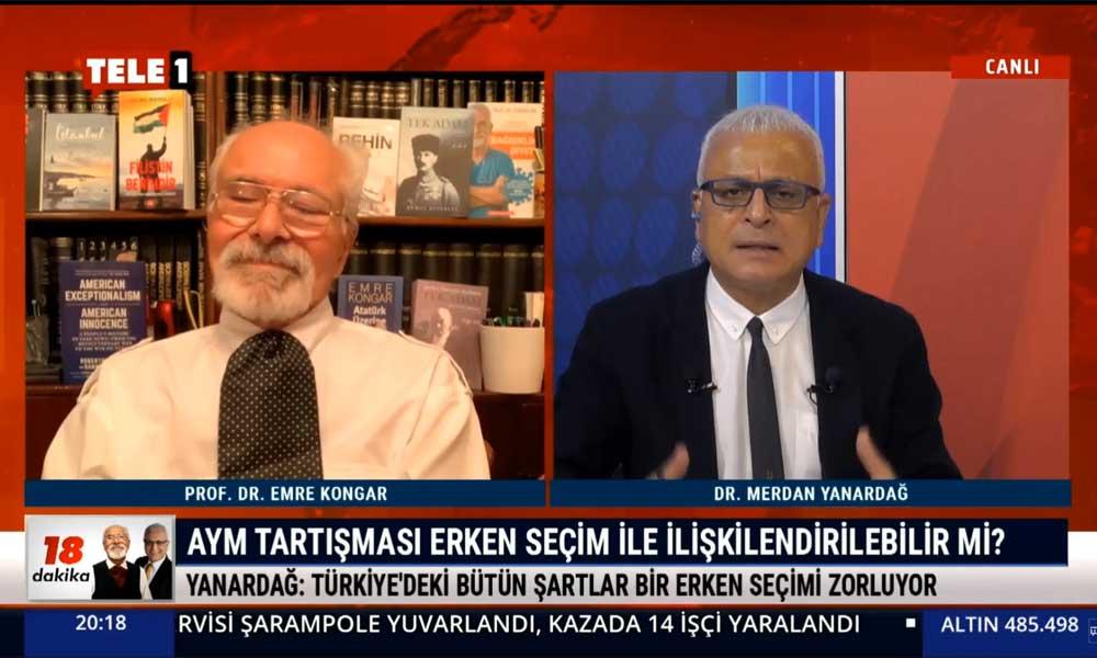 Merdan Yanardağ: Türkiye siyaseten daha gergin bir döneme giriyor
