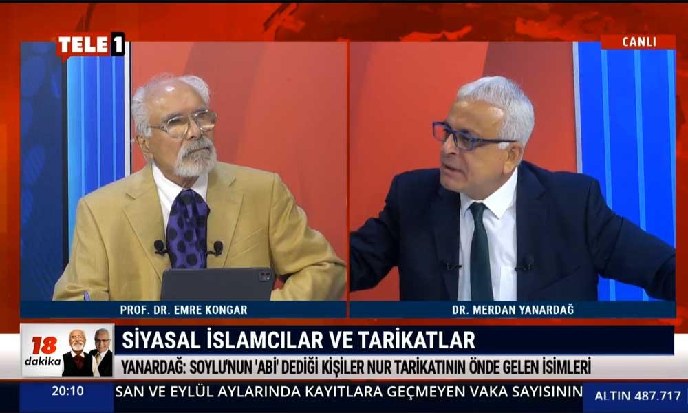 Merdan Yanardağ: Türkiye'de başka bir şey oluyor
