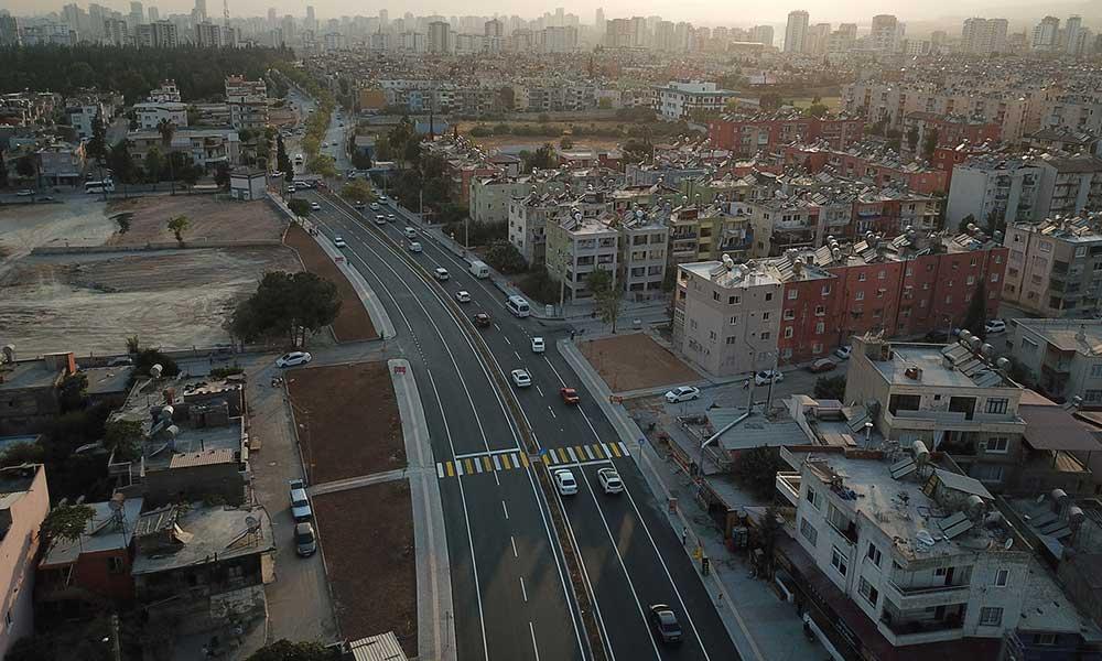 Mersin'de kronikleşen sorunlardan biri daha çözüldü