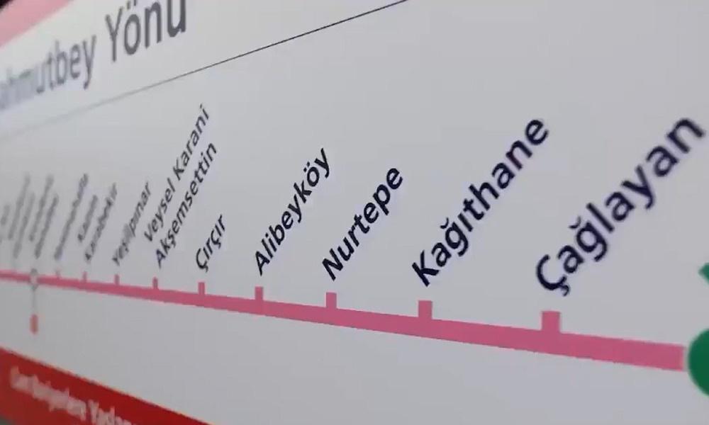 İBB duyurdu: Yeni metro hattı ilk iki gün ücretsiz