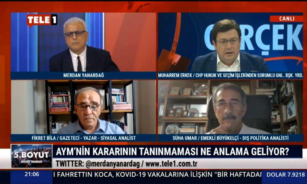 CHP'li Muharrem Erkek: Bu Enis Berberoğlu meselesi değil, anayasa krizi
