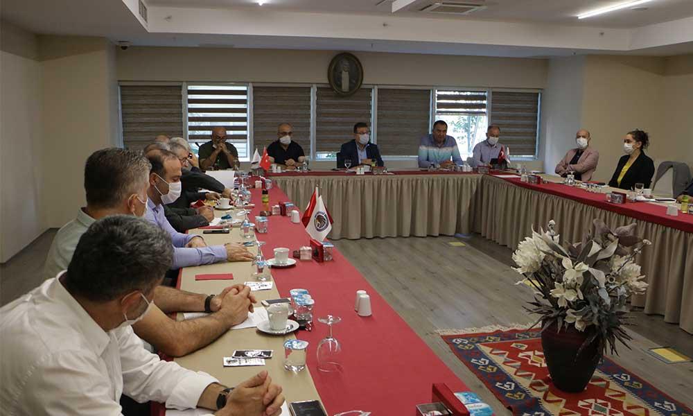 Kartal Belediyesi muhtarlar toplantısının 134'üncüsünü gerçekleştirdi