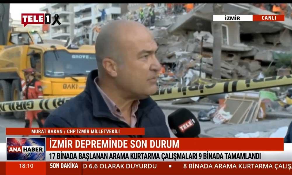 CHP İzmir Milletvekili Murat Bakan, Seferihisar'daki vahim tabloyu anlattı