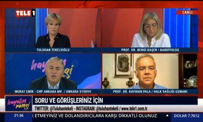 CHP'li Murat Emir: Virüsle mücadele yerine rakamlarla mücadele ediyorlar