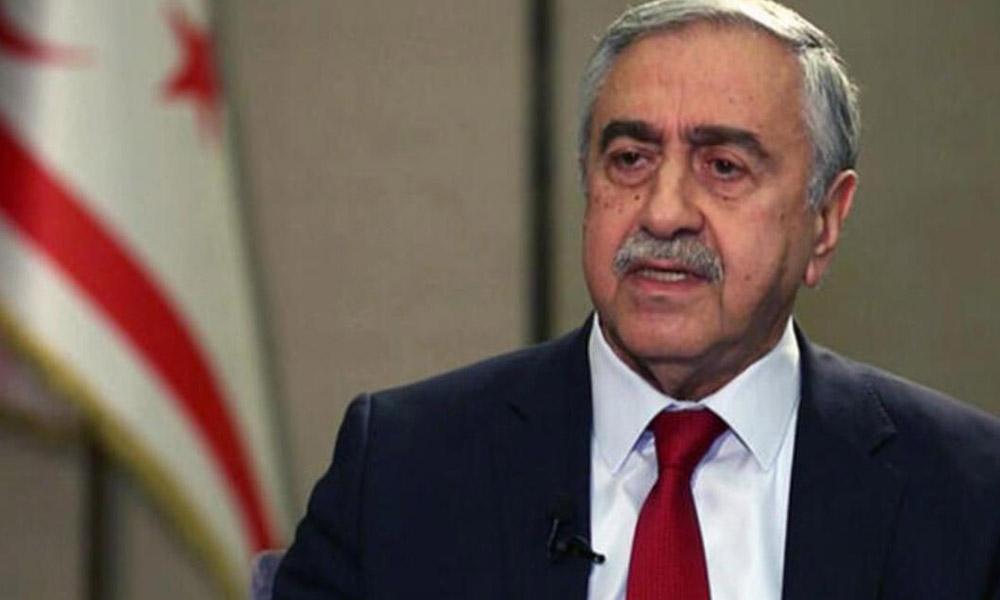 KKTC Cumhurbaşkanı Akıncı'yı ölümle tehdit eden kişi gözaltına alındı
