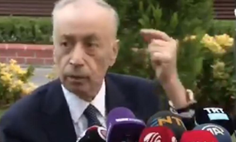 Başkan Mustafa Cengiz'in gafı gündem oldu