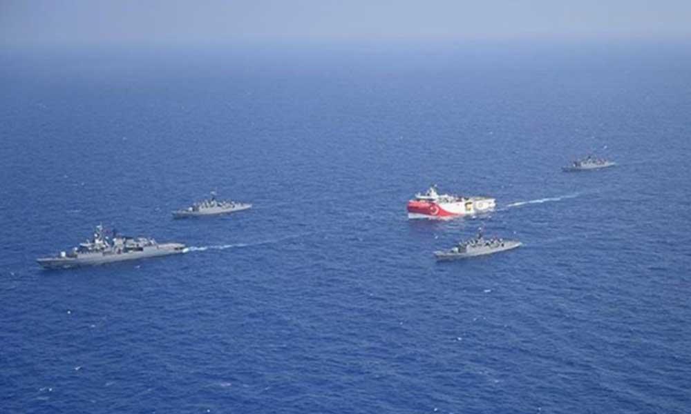 Türkiye'den iki yani NAVTEX ilanı
