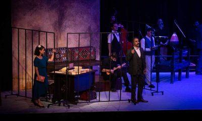 Mersin Büyükşehir Belediyesi Şehir Tiyatrosu 'Nazım Hikmet'le başladı