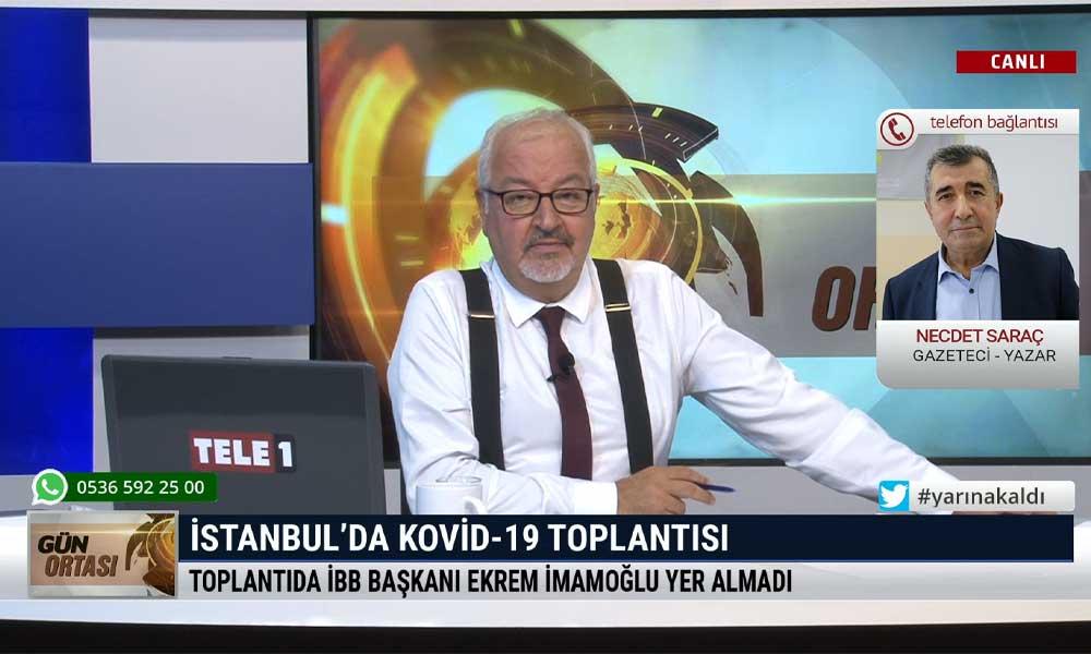 Gazeteci Necdet Saraç: İktidar çok uzunca bir süredir ne yapacağını şaşırmış durumda