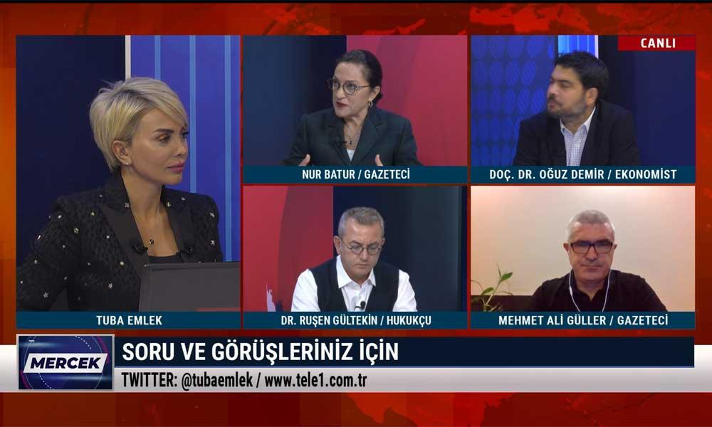 Nur Batur: Erdoğan'ın yeniden seçileceği bir anayasa değişikliğine Meral Akşener 'evet' der mi?