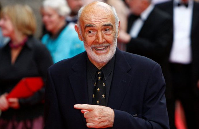 James Bond karakteri ile özdeşleşen Sean Connery hayatını kaybetti