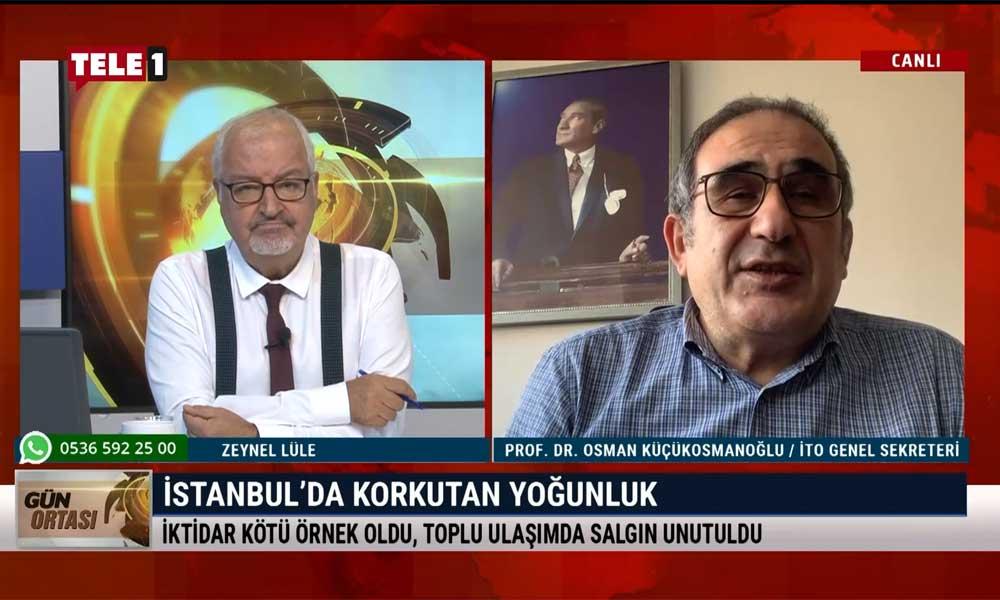 Prof. Dr. Osman Küçükosmanoğlu: Koronavirüs salgınında birinci dalganın ikinci pikini yaşıyoruz