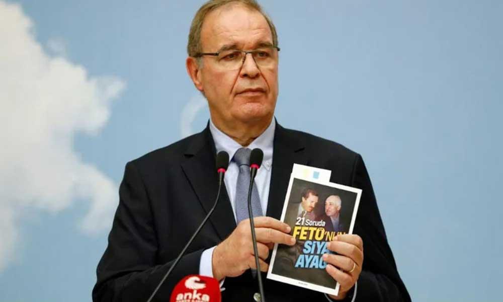 'FETÖ'nün siyasi ayağı' kitapçığı yasaklandı