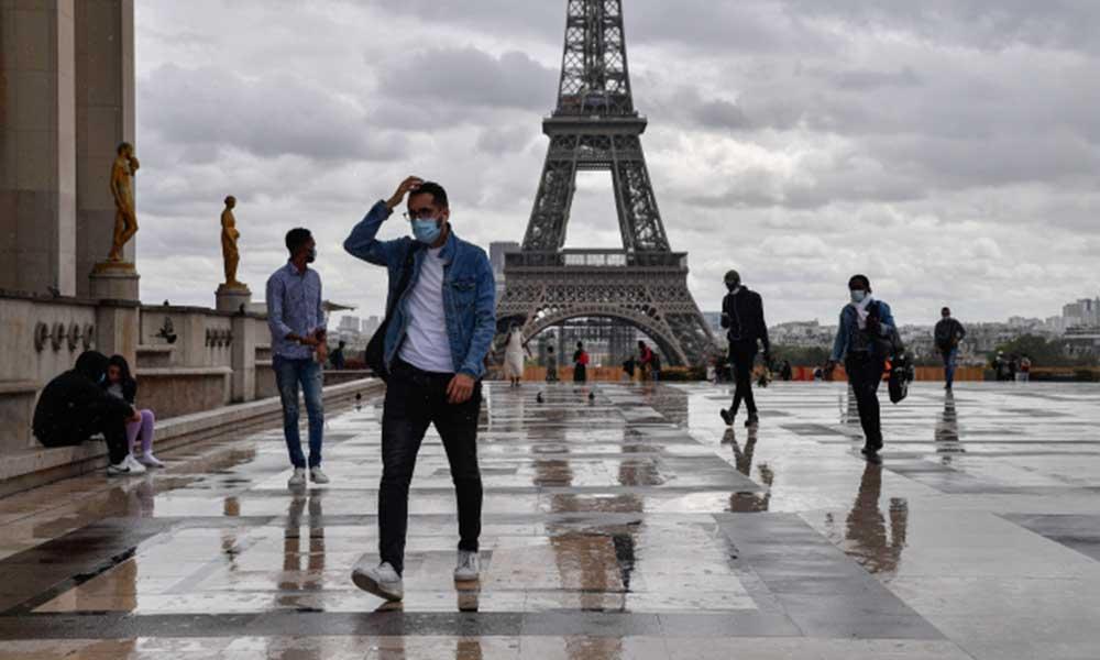 Koronavirüs kaynaklı can kaybı 32 bine ulaştı! Fransa'da maksimum alarm seviyesine geçilebilir
