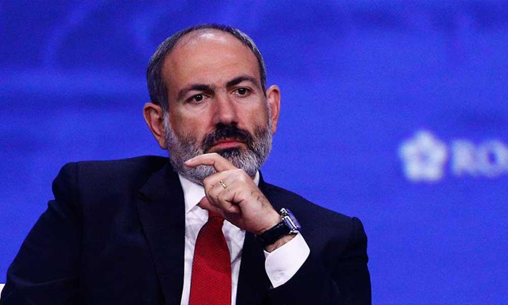 İstifa ettiği yönündeki iddialara Ermenistan Başbakanı Paşinyan'dan yanıt