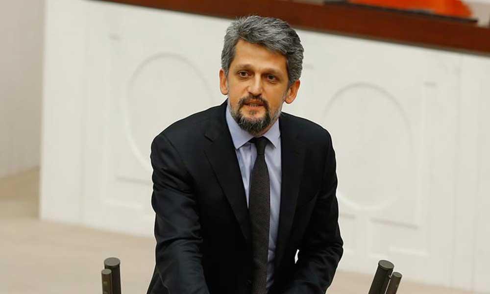 HDP'li Garo Paylan kendisini hedef alan ASAM hakkında suç duyurusunda bulundu