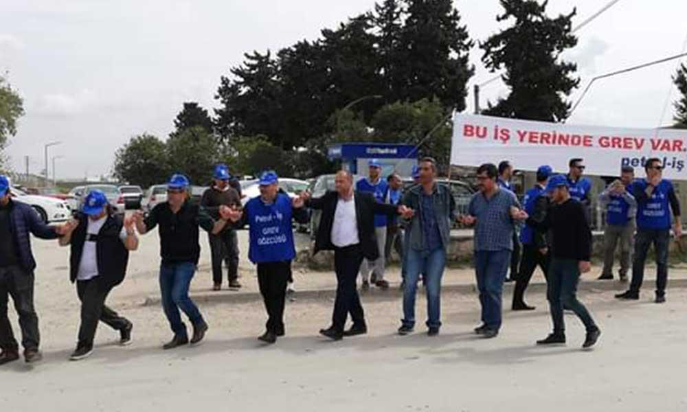 Cumhurbaşkanı karar verdi, Petrol-İş grevi ertelendi