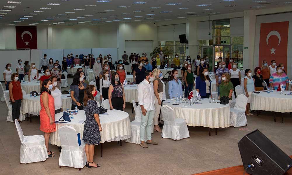 Mersin Büyükşehir 'Yerel Eşitlik Eğitim Planı' hazırlıyor